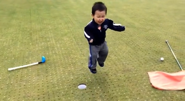 Don't You Wish That You Can Do What This Kid Did When You Are Having A Crummy Moment?