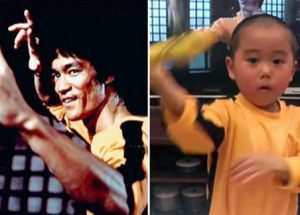 5-Year-Old Perfectly Masters Bruce Lee's Nunchacku Moves. Watch His Jaw-Dropping Performance