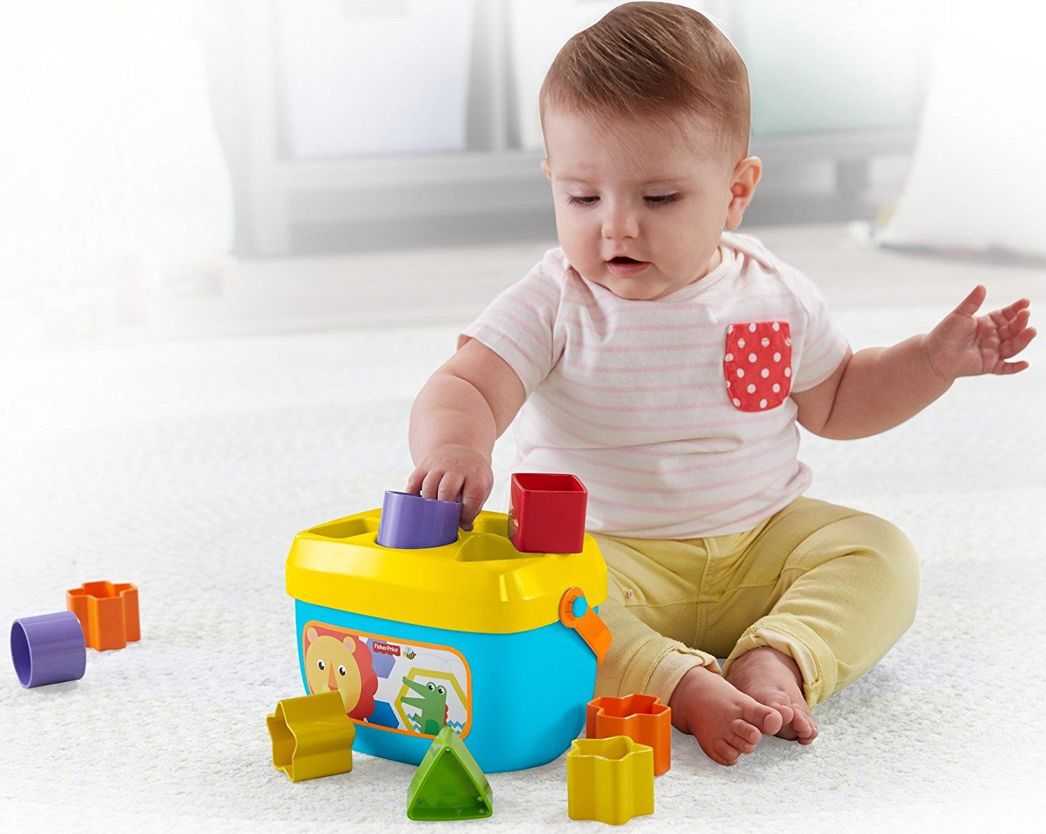 Toddler Development Toys : Best early development toys every baby should have oh