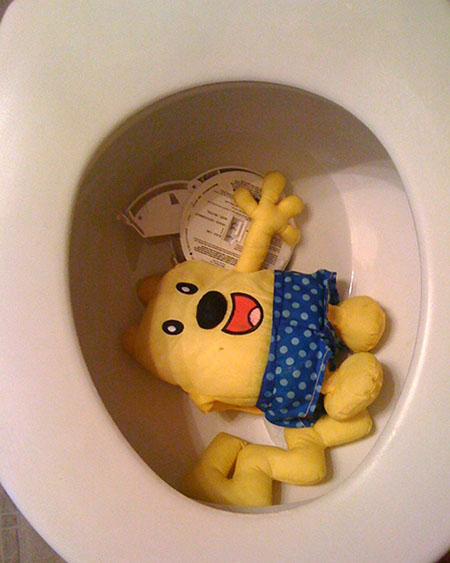 toy-in-toilet