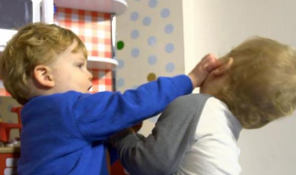Aggression-hitting-biting-child