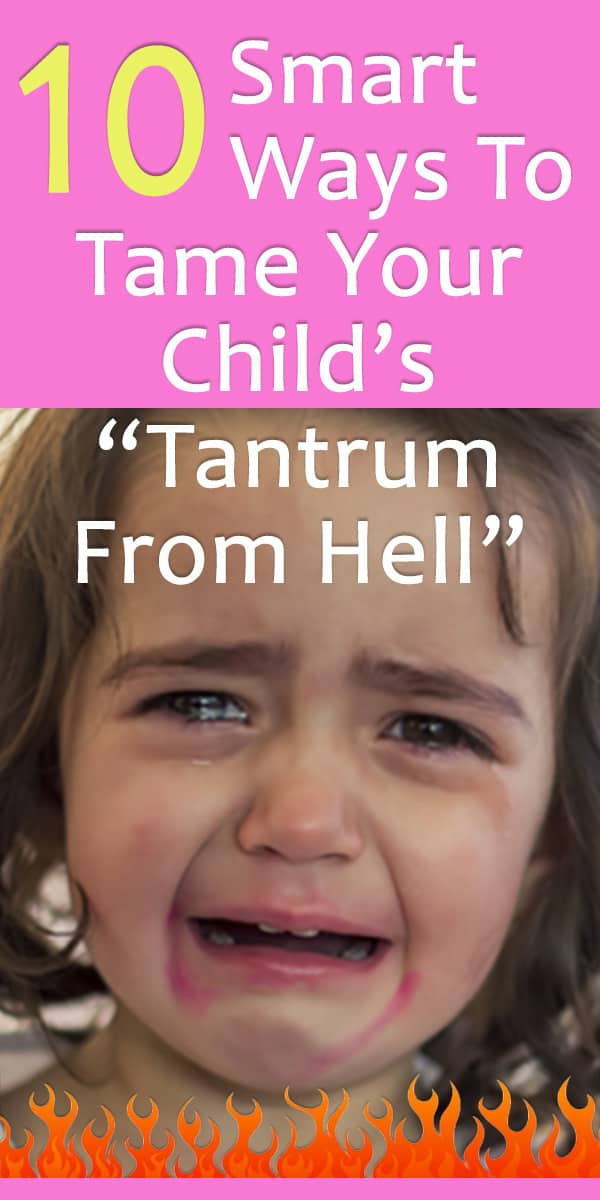 Tame-Toddler-Tantrum