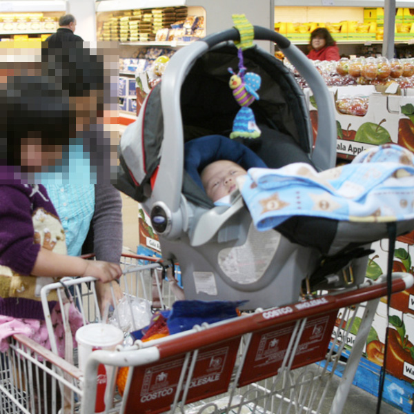 car-seat-shopping-cart